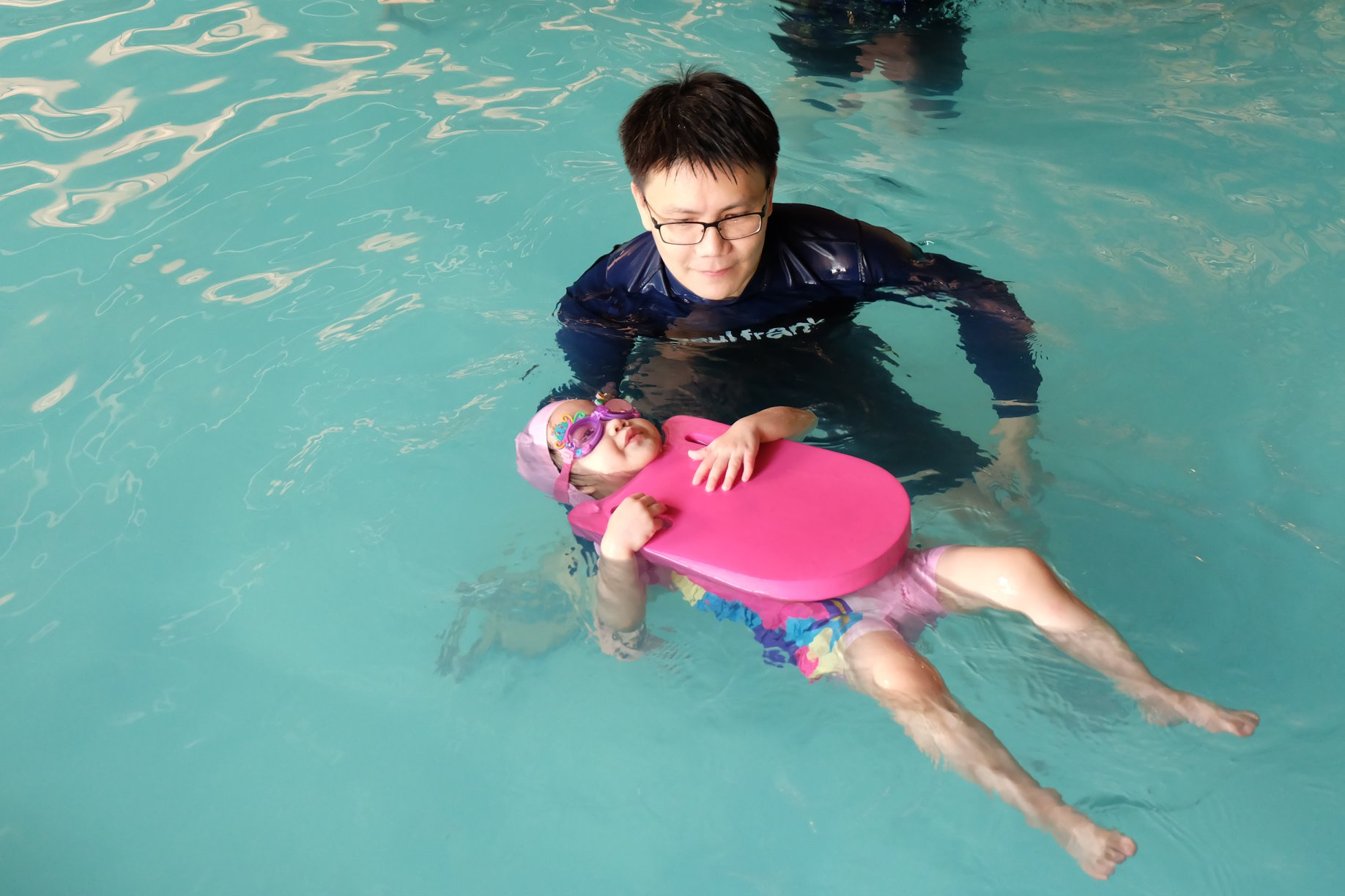 swimming programs for Parents and babies